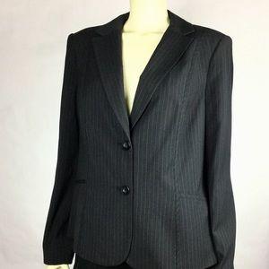 Style & Co NWT Women's Pinstripe Blazer Size 14